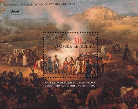 [International Philatelic Exhibition - The 200th Anniversary of Battle of Austerlitz, type ]