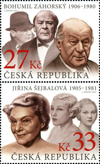[Czech Actors and Actresses, type ]