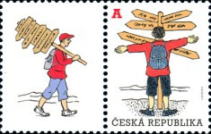 [Tourism - Personalized Stamp, type AAD]