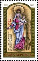 [The 100th Anniversary of the Coronation of Our Lady of Hostýn, type AAN]