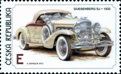 [Classic Cars - Self Adhesive Stamps, type AAX]
