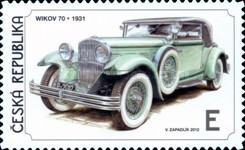 [Classic Cars - Self Adhesive Stamps, type AAY]