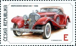 [Classic Cars - Self Adhesive Stamps, type AAZ]