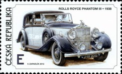 [Classic Cars - Self Adhesive Stamps, type ABA]
