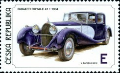 [Classic Cars - Self Adhesive Stamps, type ABB]