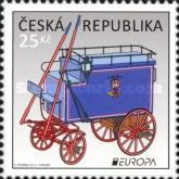 [EUROPA Stamps - Postal Vehicles, type ABY]