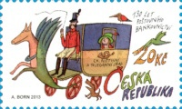 [The 120th Anniversary of the Postal Banking Services, type ACG]