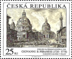 [Works of Art on Postage Stamps - Paintings, type ADB]