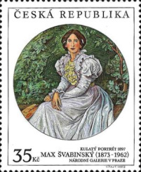 [Works of Art on Postage Stamps - Paintings, type ADD]