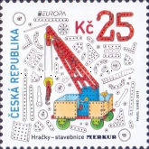 [EUROPA Stamps - Old Toys, type AFF]
