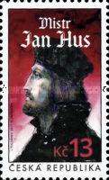 [The 600th Anniversary of the Death of Jan Hus, 1369-1415, type AFJ]