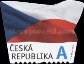 [Flag of the Czech Republic, type AFY]