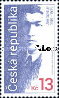 [The 100th Anniversary of the Birth of Jan Opletal, 1915-1939, type AFZ]