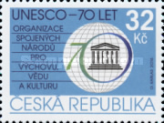 [The 70th Anniversary of the UNESCO, type AHP]