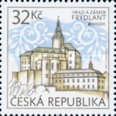 [EUROPA Stamps -  Palaces and Castles, type AIC]