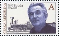 [Tradition of Czech Stamp Design - Jiří Bouda, 1934-2015, type AJL]