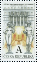 [Technical Monuments - Municipal Library of Prague, type AJO]