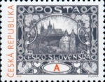 [Prague Castle - Personalized Issue, type AJQ]