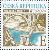 [EUROPA Stamps - Bridges, type AKK]