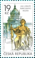 [The 200th Anniversary of the National Museum, Prague, type ALG]