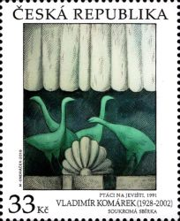 [Art on Stamps, type ALR]