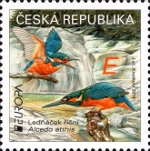 [EUROPA Stamps - National Birds, type AMF]