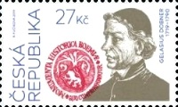 [The 300th Anniversary of teh Birth of Gelasius Dobner, 1719-1790, type AMI]