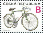 [The 70th Anniversary of the Favorite Bicycle, type ANL]