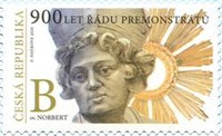 [The 900th Anniversary of the Premonstratensian Order, type APB]