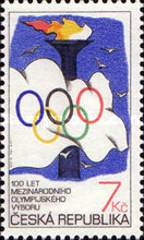 [The 100th Anniversary of the International Olympic Committee(IOC), type AU]