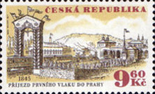 [The 150th Anniversary of the Railway Connection Olomouc-Prague, type CC]