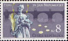 [The 600th Anniversary of the Death of St. John of Nepomuk, type D]