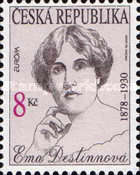 [EUROPA Stamps - Famous Women, type DJ]