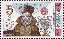 [The 450th Anniversary of Birth of Tycho Brahe(1546-1601), type DV]