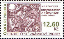[Tradition of Czech Stamp Printing, type FJ]