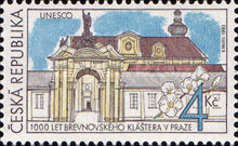 [Brevenov Castle, Prague - 1000th Anniversary, type G]