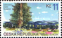 [EUROPA Stamps - Nature Reserves and Parks, type HD]