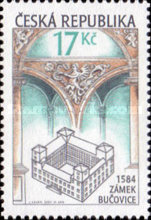 [The 1000th Anniversary of Czech Architecture, type JT]