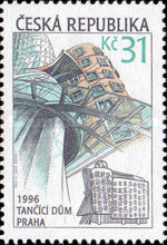 [The 1000th Anniversary of Czech Architecture, type JU]