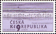 [EUROPA Stamps - Water, Treasure of Nature, type JX]