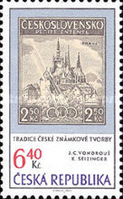 [Tradition of Czech Stamp Printing, type MC]
