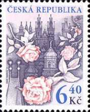 [Greeting Stamp, type MI]
