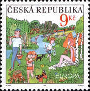 [EUROPA Stamps - Holidays, type NY]