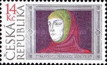 [The 700th Anniversary of the Birth of Francesco Petrarca(1304-1374), type OG]