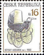 [Old Children's Prams, type OT]