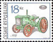 [Old Tractors, type PY]