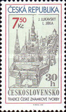 [Tradition of Czech Stamp Printing, type QG]