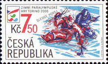 [Winter Paralympic Games - Turin, Italy, type QK]