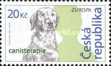[EUROPA Stamps - Integration Through the Eyes of Young People - Therapy for the Rehabilitation of the Handicapped, type QX]