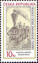 [Tradition of Czech Stamp Printing, type TL]